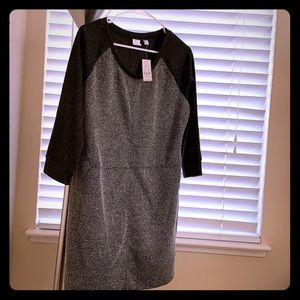 Tunic style long sleeve dress NEW with tag